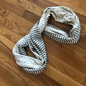 BUFF Infinity Reversible Cotton Scarf